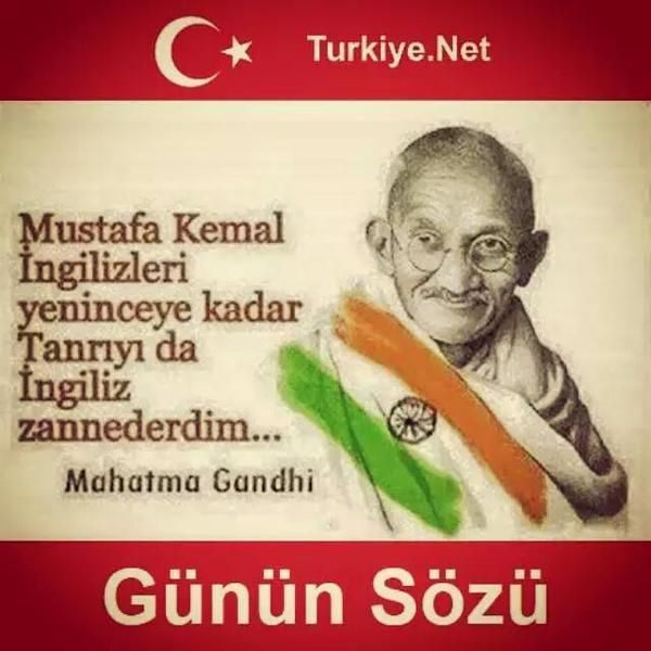 a comparison of mustafa kemal and mohandas gandhi Analyze the rise of nationalism as seen in the ideas of sun yat sen, mustafa kemal ataturk, and mohandas gandhi describe the nature of totalitarianism and the police state that existed in russia, germany, and italy and how they differ from authoritarian governments.