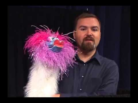 Puppeteers Training-Creating a Puppet Voice - YouTube