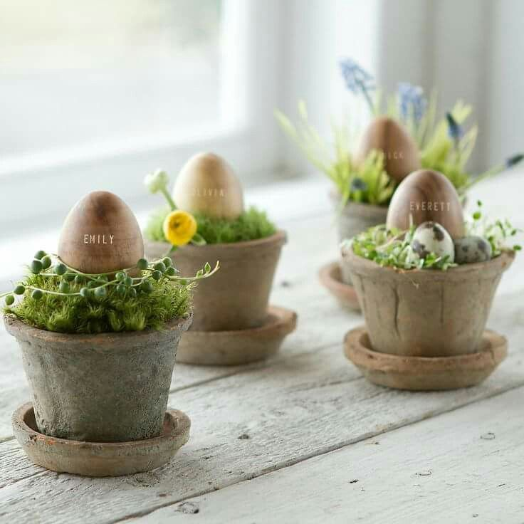 Little Easter Pots...