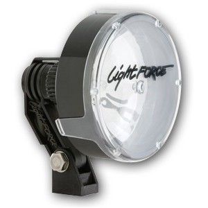 The New generation HID technology Lightforce Driving Lights delivers a further 30% output. Now Lightforce Driving Lights gives you the option - you can chose how clear you want to see!
