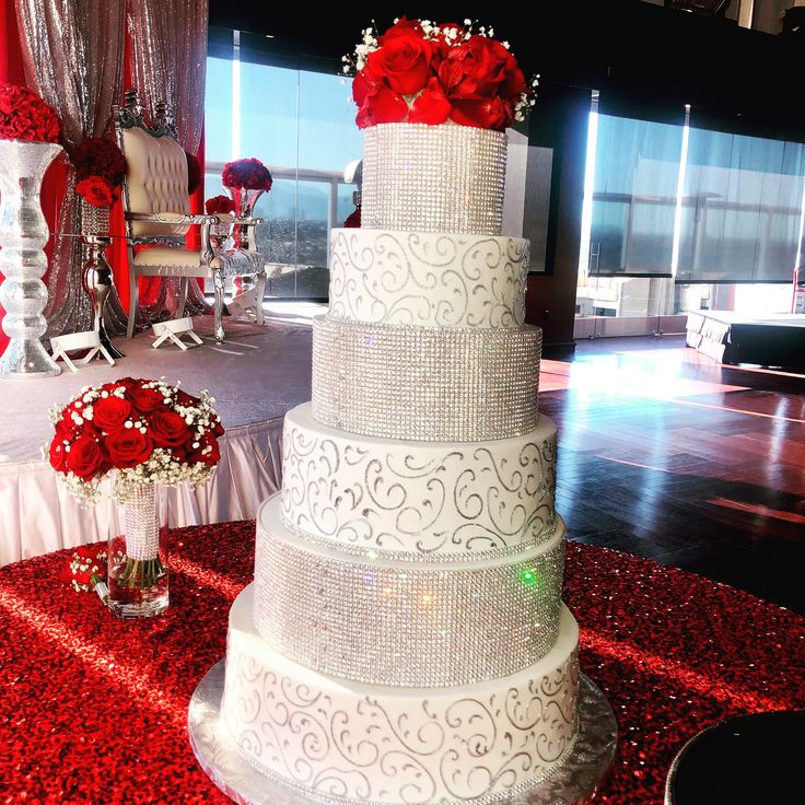 Las vegas cake designs extravagant wedding cakes las
