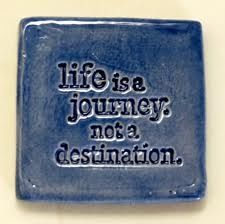 Life is a journey, not a destination. Make that journey epic.
