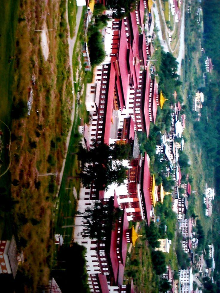 Tashichho Dzong Thimpu