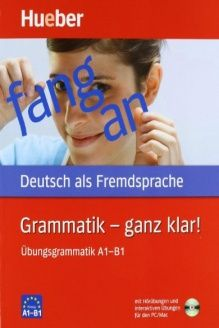 Hueber Dictionaries and Study-AIDS  Grammatik - Ganz Klar! (German Edition), 978-3190515554, Franz Specht, Max Hueber Verlag
