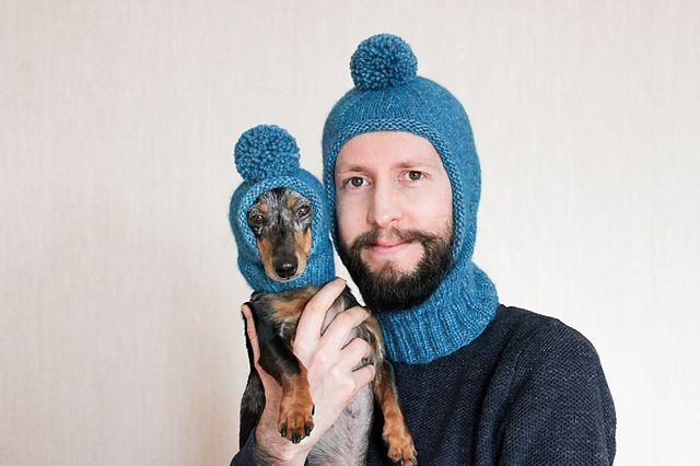 Balaclava Hat in 2020   Knitting, Knitting patterns ...