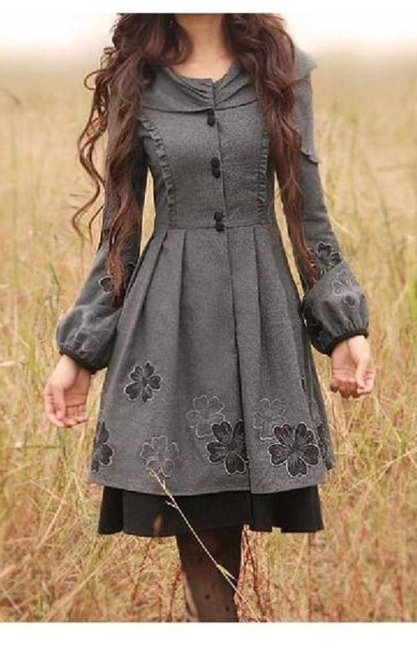 love - winter dress