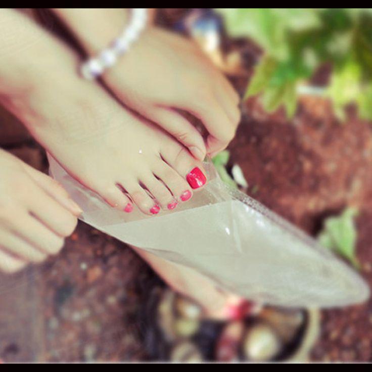 5 Pairs Foot Mask Remove Beriberi And Callosity Exfoliation Feet Baby Foot Care Socks For Pedicure Foot Peeling Mask