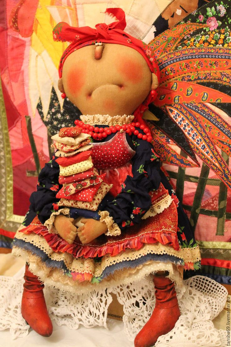 Купить Приданое - комбинированный, текстильная кукла, ароматизированная кукла, интерьерная кукла, народный стиль