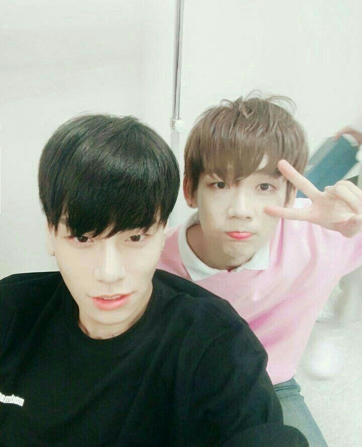 Kenta with Sanggyun