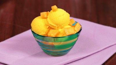 Gelato al mango e frutto della passione (senza gelatiera): le Vostre ricette | Cookaround