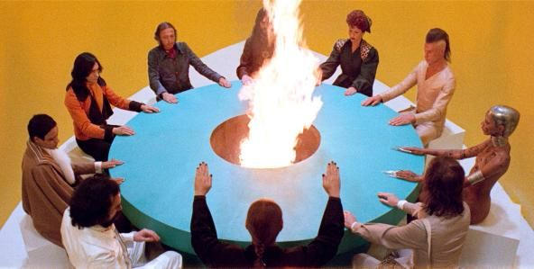 'The Holy Mountain,' by Alejandro Jodorowsky. It must be seen to be believed.