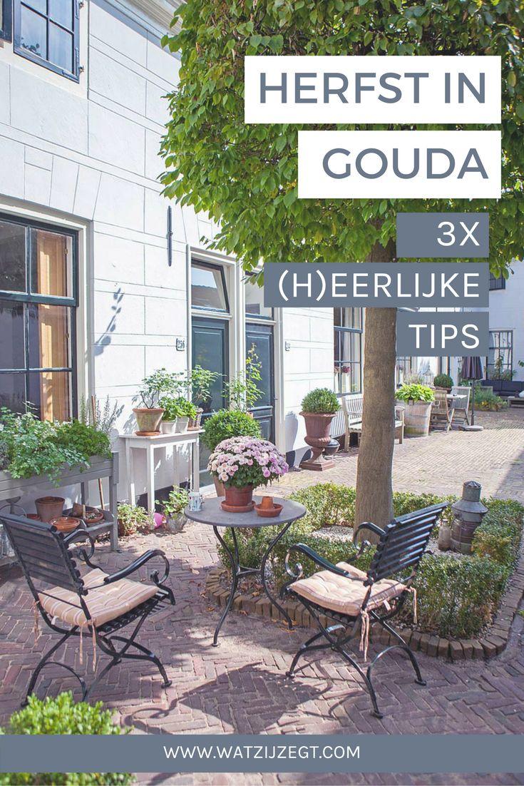 HOLLAND // Eropuit in eigen land: Bezoek Gouda deze herfst!