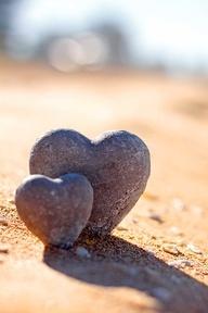 Big heart, little heart.