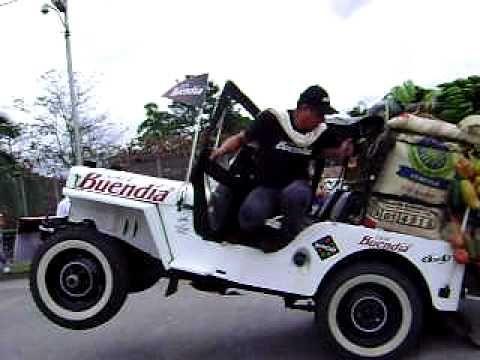 Coreografia del yipao - turismo por el eje cafetero colombia