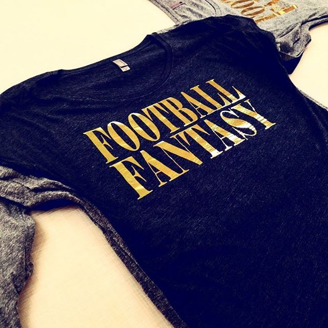 Football Fantasy Tees Available Now. Our Black & Gold gear is perfect for New Orleans Saints, Oakland Raiders, Baltimore Ravens, Cincinnati Bengals, Pittsburgh Steelers, Jacksonville Jaguars, Carolina Panthers, Tampa Bay Buccaneers, Arizona Cardinals, and San Francisco 49ers fans.