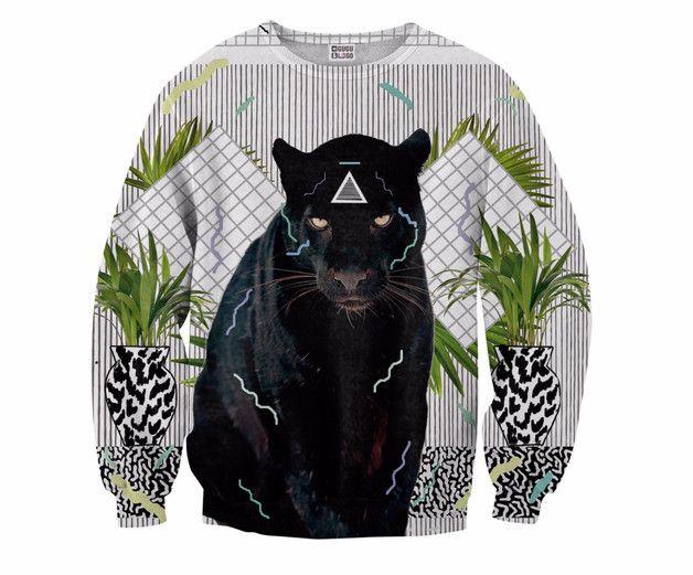 Bluza z Czarną Panterą - mrgugu - Koszulki i bluzy
