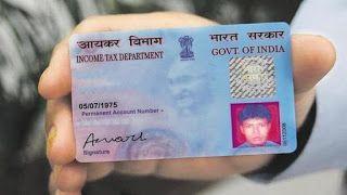 Pan Aadhaar Cards Linkage Deadline This Month How To Link Or