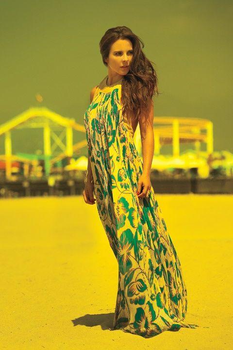 Kate Del Castillo.  Fav. Mexican Actress