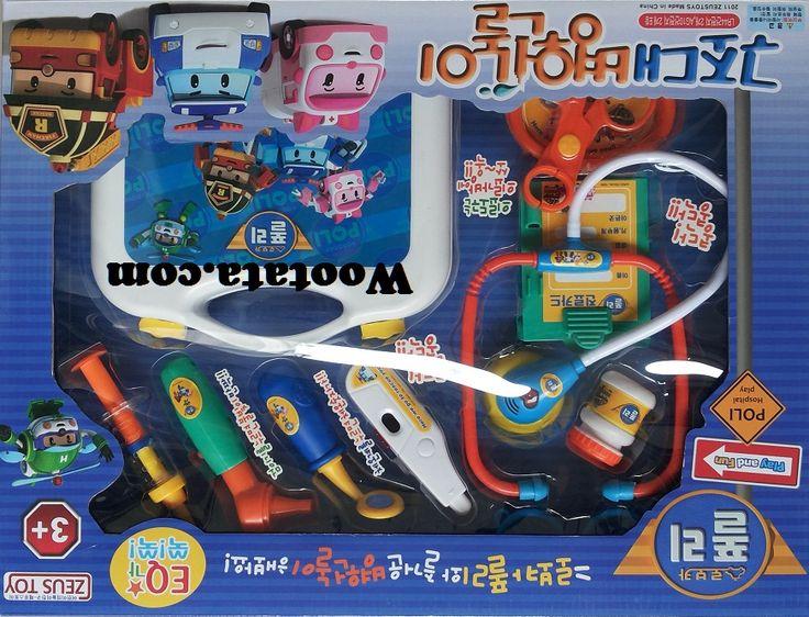 Mainan Dokter Set Anak Terbaik