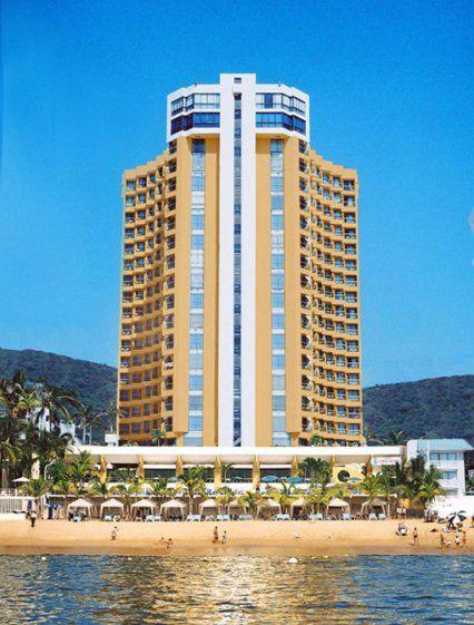 Copacabana Hotel Acapulco, Mexico