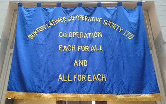 Burton Latimer Cooperative Society UK