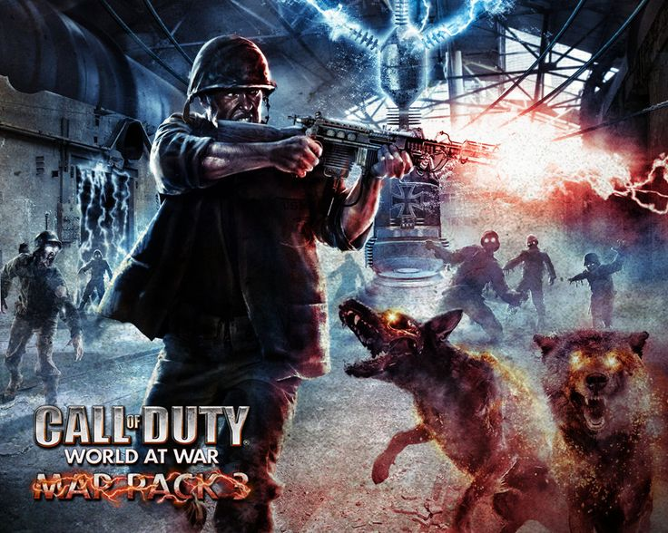 Call Of Duty World At War Zombie Update