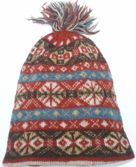 37 best Shetland cap images on Pinterest | Crocheted hats, Fair ...