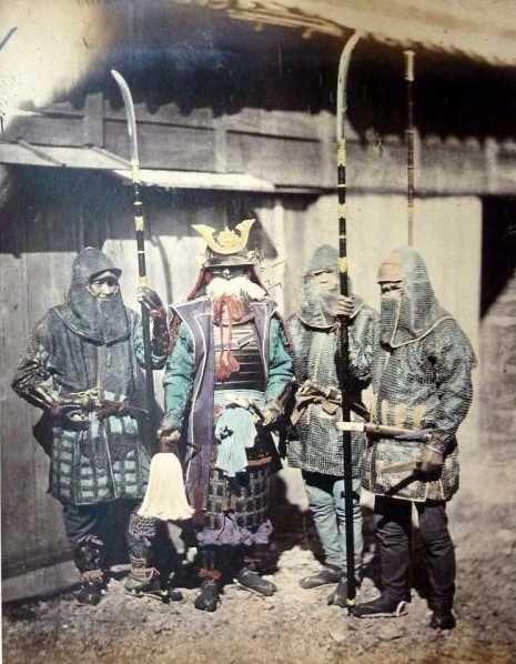 Samurai_wearing_kusari_katabira_%28chain_armor%29