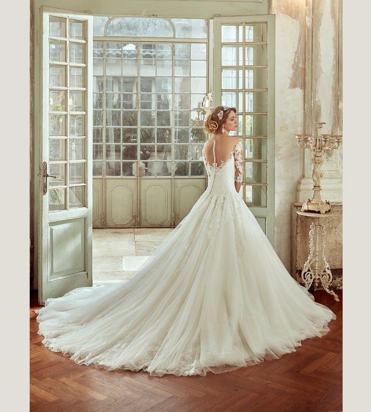 Wedding Dress Nicole NIAB17084 2017