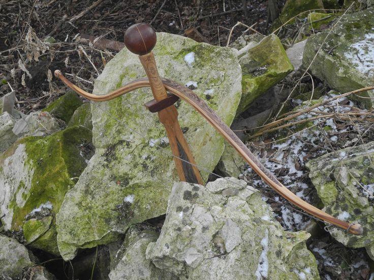 гладиус (дуб,сандал)