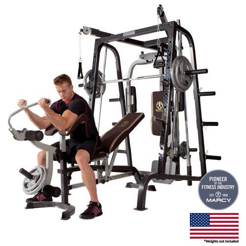 9010G Smith Machine | Elite Fitness