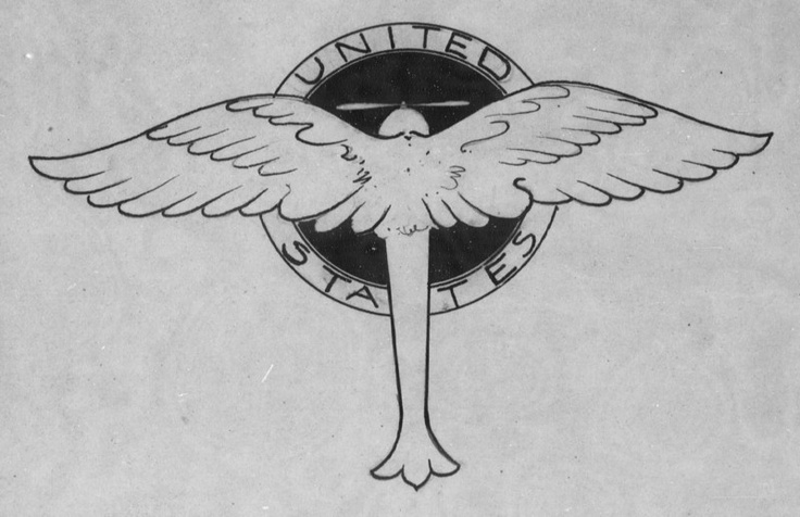 WWI prototype insignia