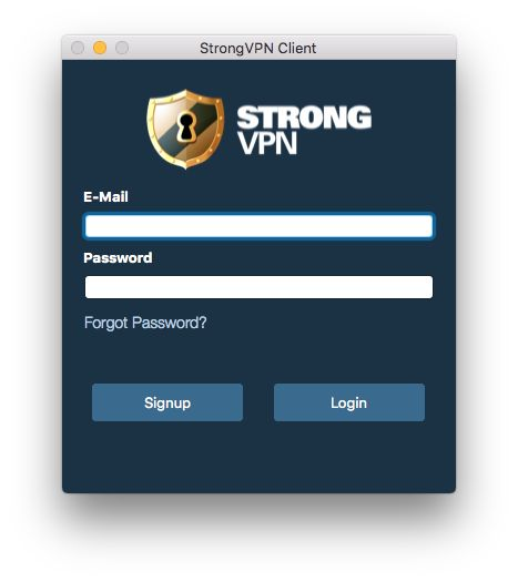 STRONGVPN APPLE CLIENT SHINES WITH NEW OS X UPDATES - We're excited to announce several new features and upgrades to our current Mac OS X client, v 1.6.0. The newest version of our StrongVPN Apple Client has addressed Login, Screen Navigation, Preferences, and several Menu options.