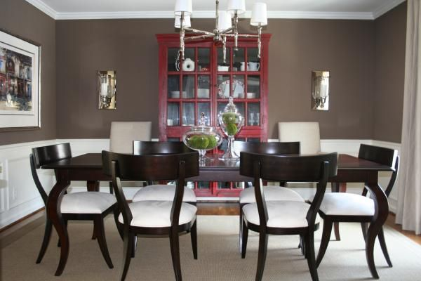 17 best images about paint jobs on pinterest paint for Best transitional dining rooms