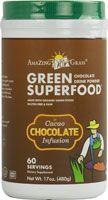 Amazing Grass Green SuperFood® Drink Powder Cacao Chocolate Infusion #heartyourheart @Vitacost.com.com
