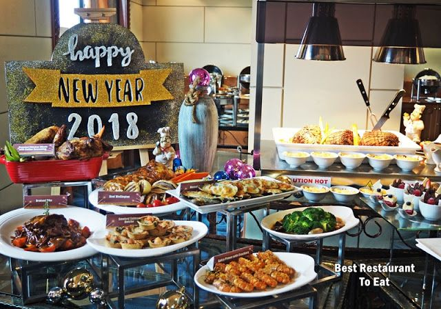 New Year Eve Dinner Buffet At Club Lounge Grand Bluewave Hotel Shah Alam New Years Eve Dinner Malaysian Food Best Street Food