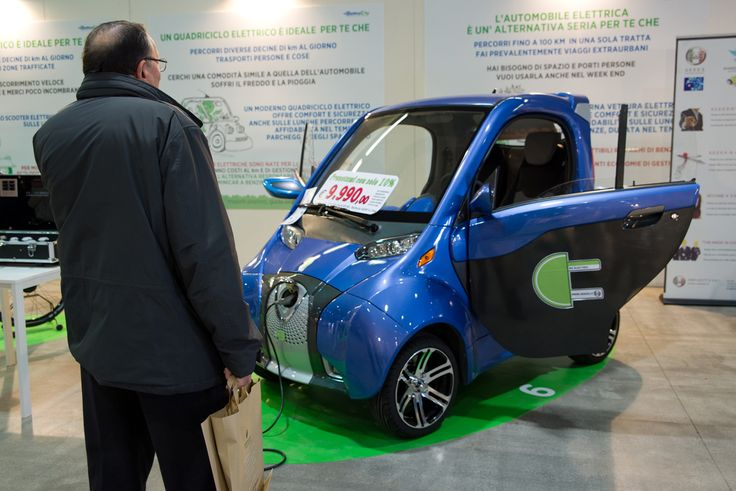 Mobilità sostenibile-veicoli elettrici