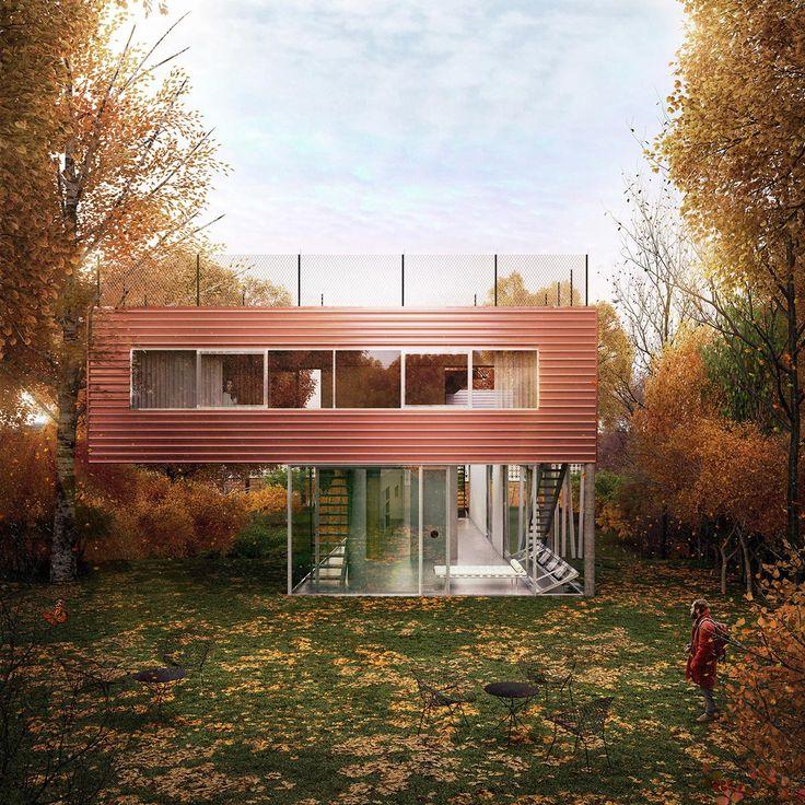 VrayWorld - Villa dall Ava