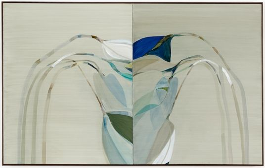 Inward Arch - Emily Ferrer at Sophie Cannon Gallery