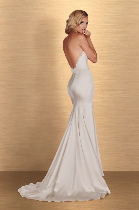 4671 | Paloma Blanca || $ 2310 || NOW IN THE STORE!