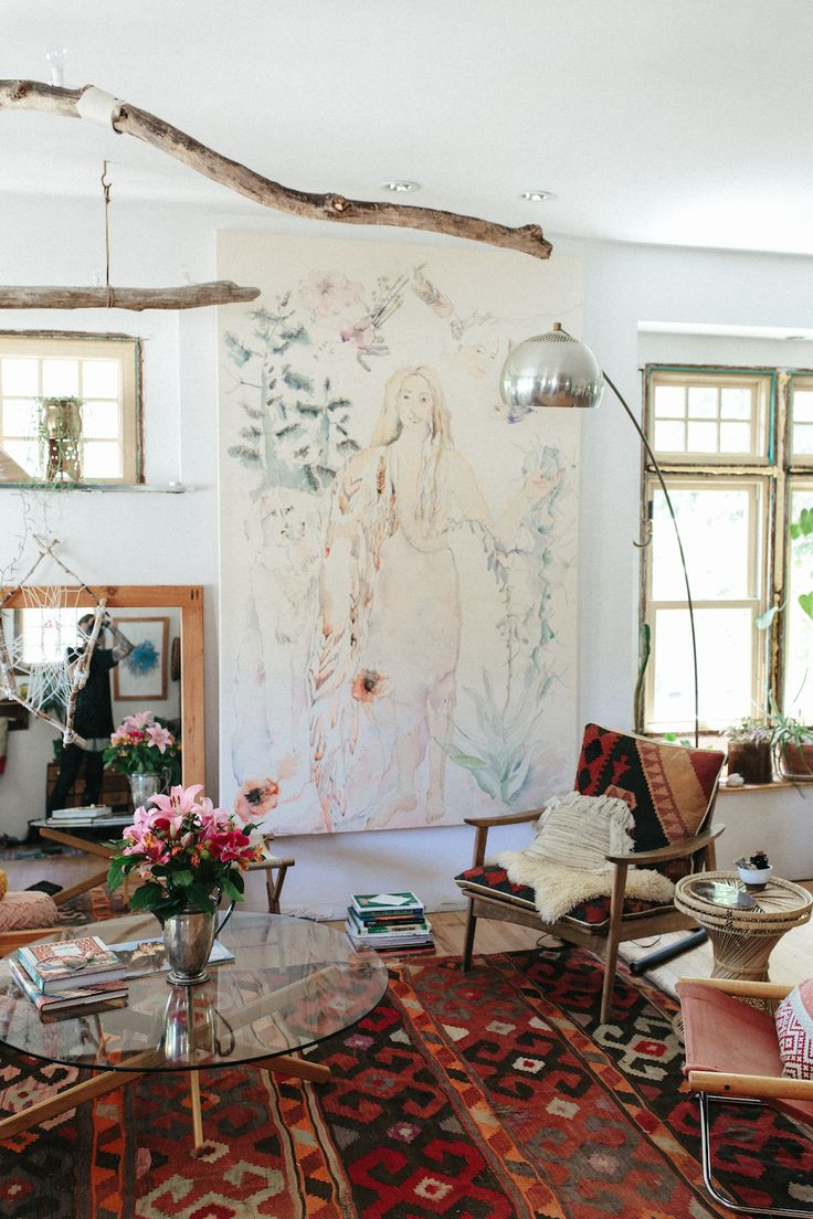 Urban Outfitters - Blog - About A Space: Emily Katz's Portland Home