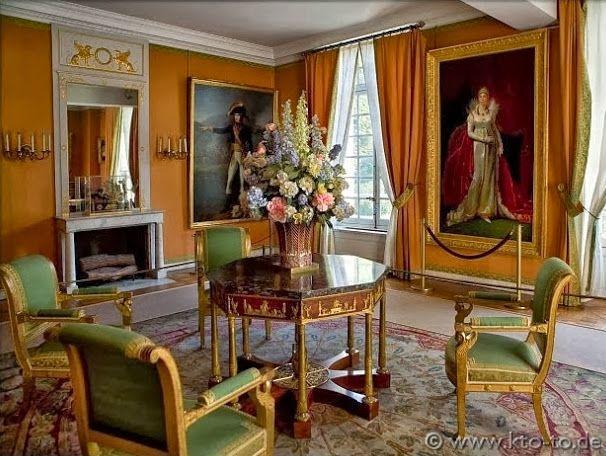 les 59 meilleures images du tableau ch teau de malmaison sur pinterest napol on bonaparte. Black Bedroom Furniture Sets. Home Design Ideas