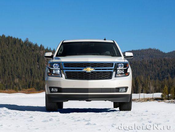 Внедороржник Шевроле Тахое 2015 / Chevrolet Tahoe 2015