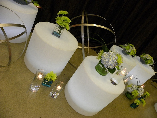 Custom Corporate Event Decor - Blue And Green Theme by Sterling Events Group, via Flickr
