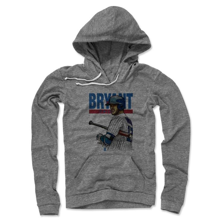 ee1a7c267 ... italy jersey kris bryant sketch b chicago c mlbpa officially licensed  womens hoodie . e3ed6 ad158