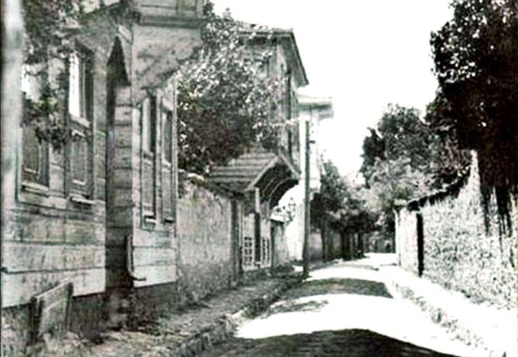 Arnavutköy 1920'li yıllar..