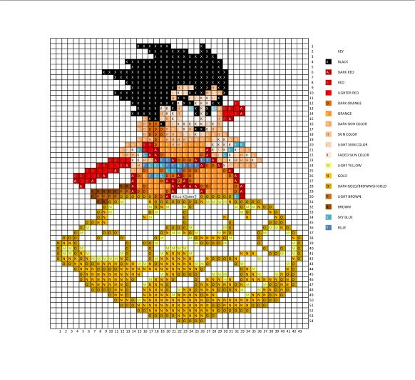 Kid Goku on Nimbus Pattern by H3LLoK66aren99 on DeviantArt