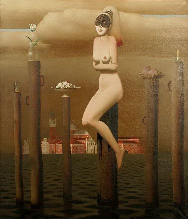 Ivan Lubennikov(Иван Лубенников)...   Kai Fine Art