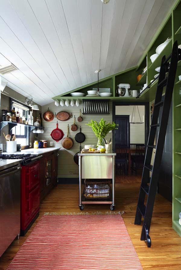Farmhouse Style Kitchen-17-1 Kindesign