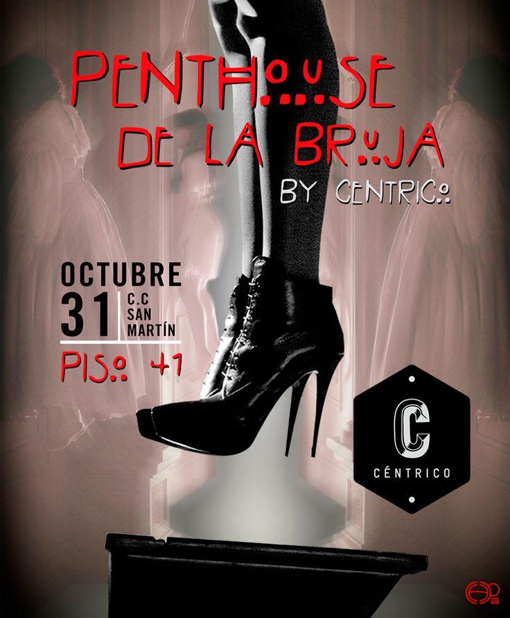 Fiesta #Halloween #Céntrico 2014, #Bogotá